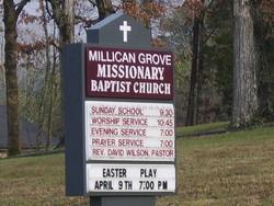 Millican Grove Cemetery