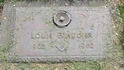 Louis P Augier