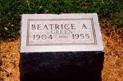 Beatrice Amelia <i>Hendrickson</i> Green