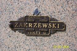 Violet G. Zakrzewski