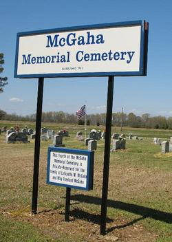 McGaha Memorial
