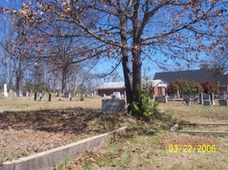 Paris Mountain Holiness Baptist Church Cemetery