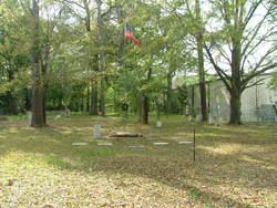 Camp Captain Mooney Cemetery