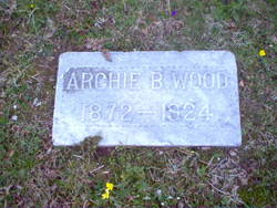 Sgt Archie B Wood