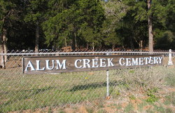 Alum Creek Cemetery