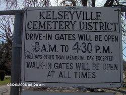 Kelseyville Cemetery