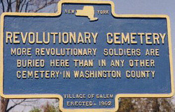 Revolutionary Cemetery