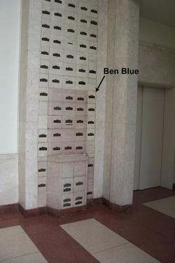 Ben Blue