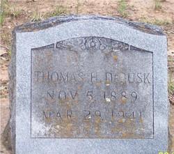 Thomas H. Debusk