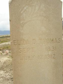 Elizabeth Davis Thomas
