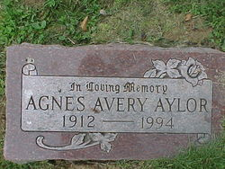 Agnes Avery Aylor