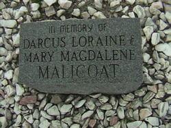 Darcus Loraine Malicoat