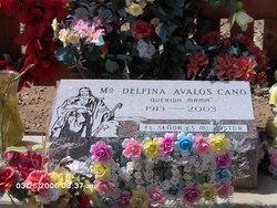 Fr Delfina Avalos Cano