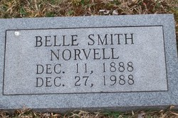 Belle <i>Smith</i> Norvell