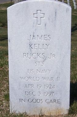 James Kelly RUCKS, Jr