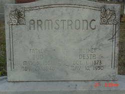 Bud Armstrong