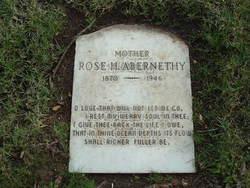Rose H. Abernethy