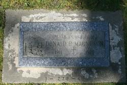 Donald Hammer Magnuson