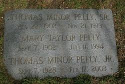 Thomas Minor Pelly