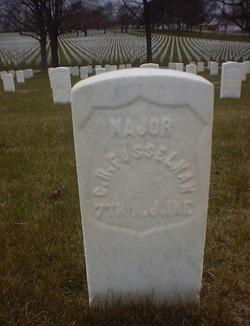 Maj Charles H. Fosselman