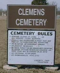 Clemens Cemetery