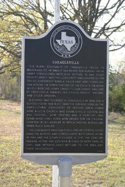 Creagleville Cemetery