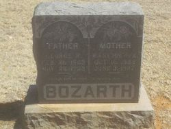 George Ringold Bozarth, Sr