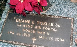 Duane Leigh Toelle, Sr