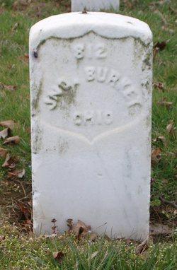 Pvt John Burkett