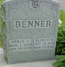 Alonzo H Benner