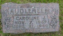 Caroline J Audlehelm