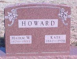 Hiram Wesley Doc Howard