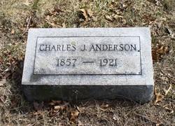 Charles J Anderson