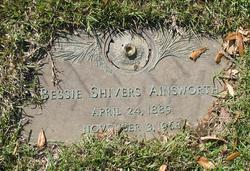 Bessie <i>Shivers</i> Ainsworth