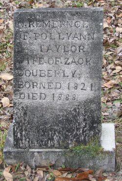Pollyann (Mary) <i>Taylor</i> Douberly