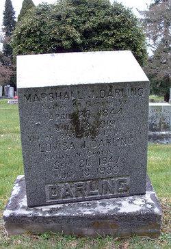 Pvt Marshall J. Darling