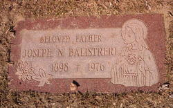 Joseph N Balistreri