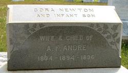 Cora <i>Newton</i> Andre