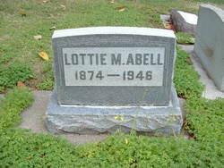 Lottie M. Abell