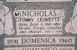 Tommy Leonetti