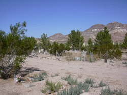 Desert Hill Cemetery
