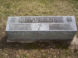 Philomena <i>Frossard</i> Besanceney