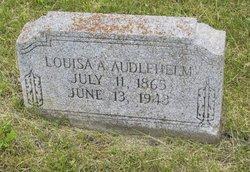 Louisa A Audlehelm