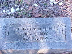 Dennis B. Christopher