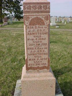 Asa D Armstrong