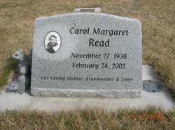 Carol Margaret Read