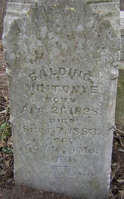 Balding Mintoyne