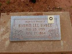 Byram Lee Bybee