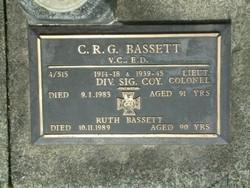 Cyril Royston Guyton Bassett