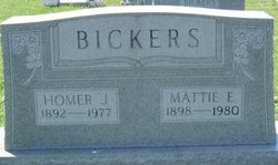 Homer John Bickers